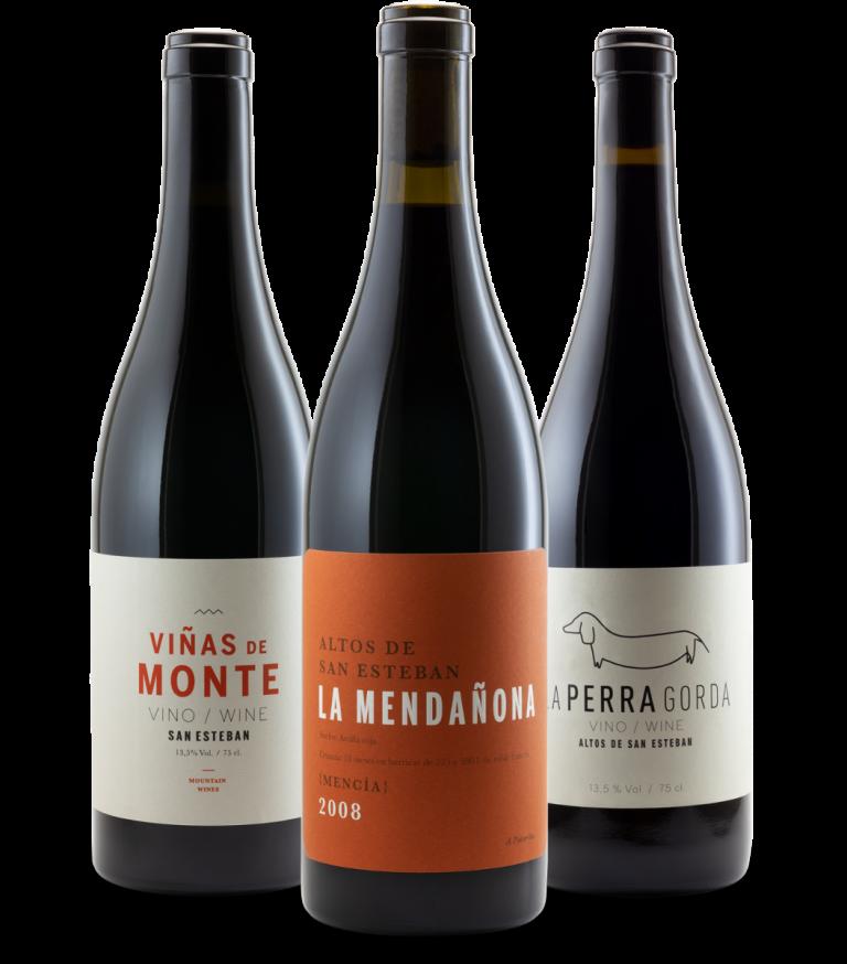 Vinos de San Esteban